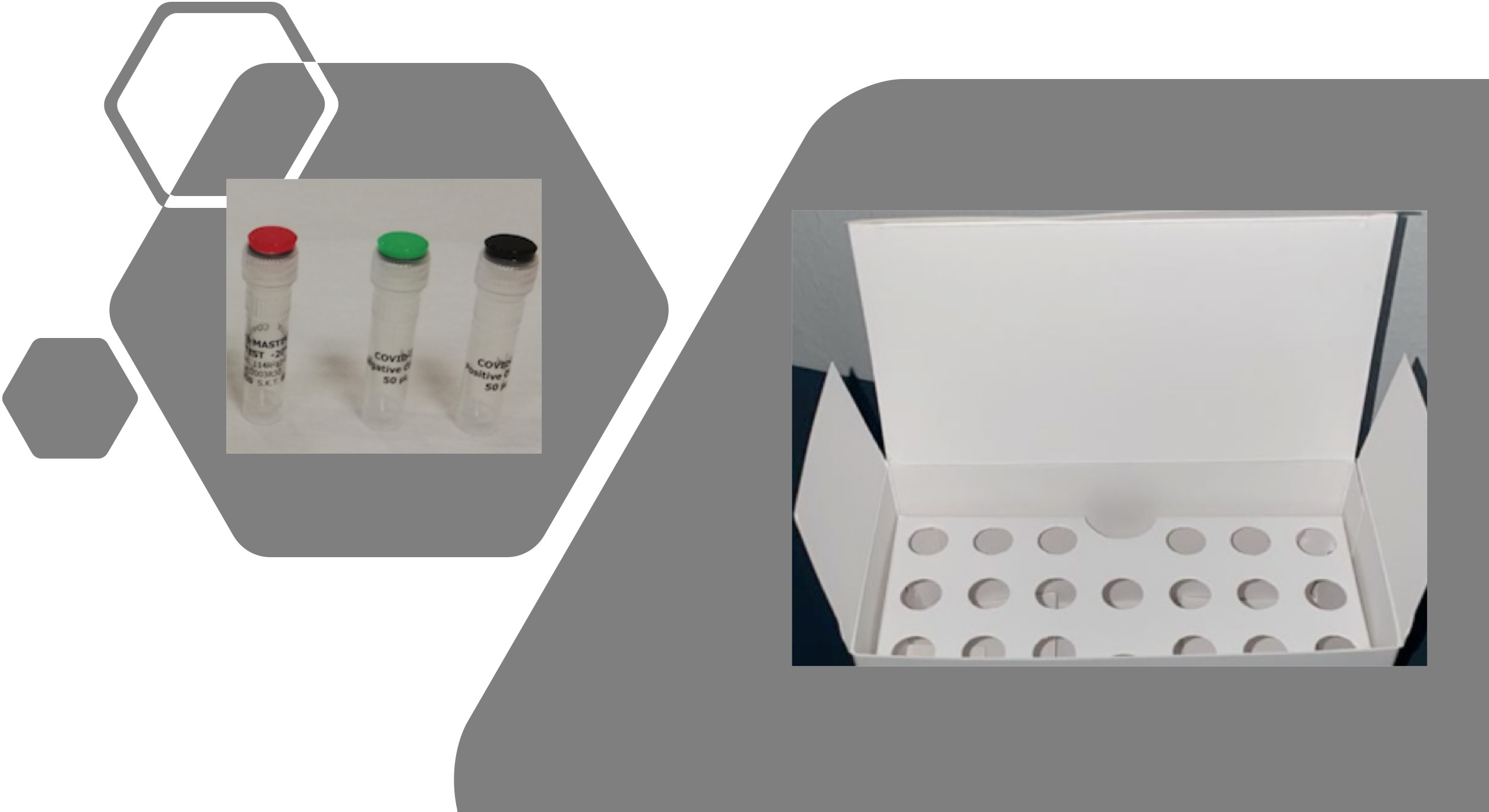 PCR TEST KITS FOR COVID19